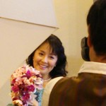 Leilani Wedding Roomで行われた男前&美運撮影会(1月26日)